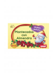 MANTECADOS CON ALMENDRA 135...