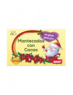MANTECADOS CON CACAO 175...