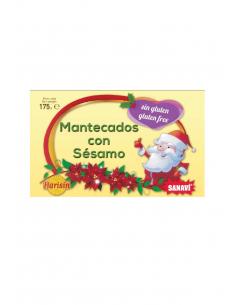MANTECADOS CON SESAMO 175...