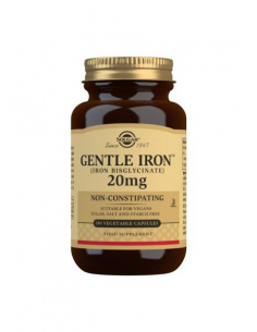 HIERRO GENTLE 20 mg. (180)...