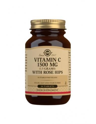 ROSE HIPS C 1500 mg. (90) COMPRIMIDOS