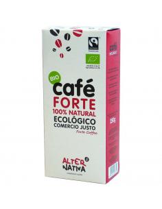 CAFE FORTE BIOLOGICO MOLIDO...