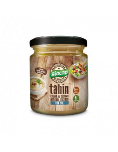 TAHIN INTEGRAL TOSTADO SAL...