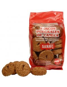 ROSCOS INTEGRALES CANELA 400 G