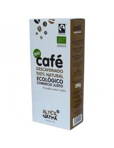 CAFE DESCAFEINADO BIO 250...